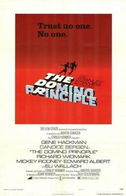 The Domino Principle (1977) Directed by Stanley Kramer