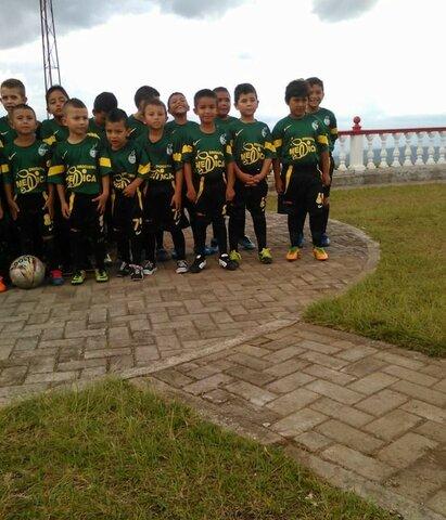 Entrenaba futbol