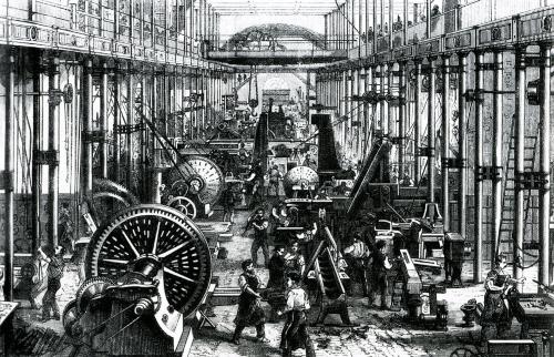 Proceso de industrialización