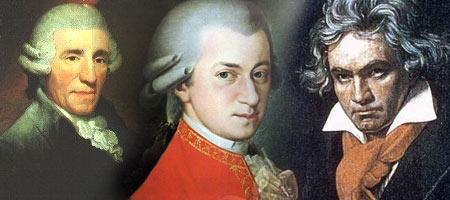 Música y compositores en el clasicismo.
