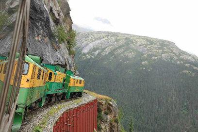 Ferrocarril de White Pass y Yukon