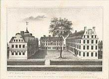 Se funda la Institución Harvard