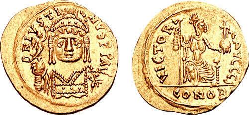Muerte de Justiniano