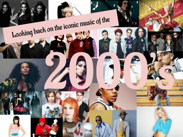 Música en los 2000.