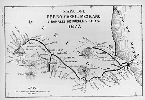 Ruta Veracruz-México
