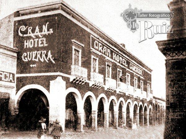 Hotel o casa de diligencias