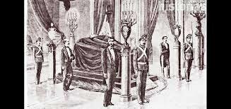 Muerte de Benito Juarez
