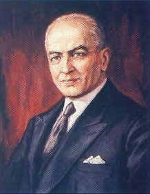 Agustín Nieto Caballero  Filosofo, psicólogo y educador colombiano 1889 - 1975