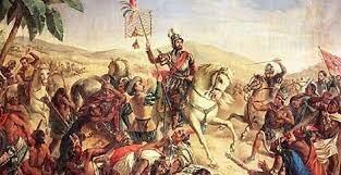 México conquistado por España