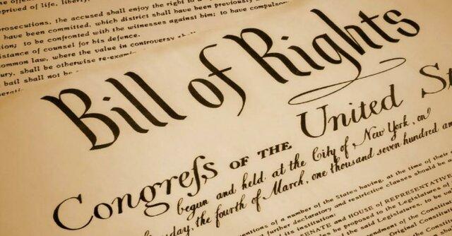 INGLATERRA- Bill of rights
