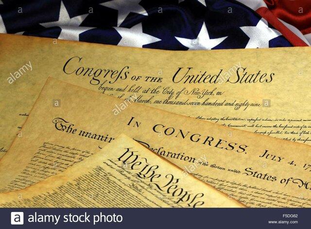 EUA- Carta de Derechos de los Estados Unidos