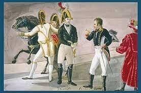 Iturbide Agustín es destronado por el general Santa Anna