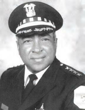 First Black Superintendent