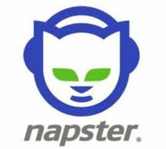 Napster goes off-line