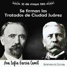 Fin de la presidencia de Diaz
