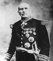 Victoriano  Huerta gobernó  como  dictador