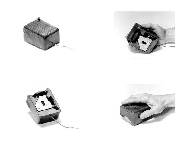 Дуглас Энгельбарт изобрёл компьютерную мышь