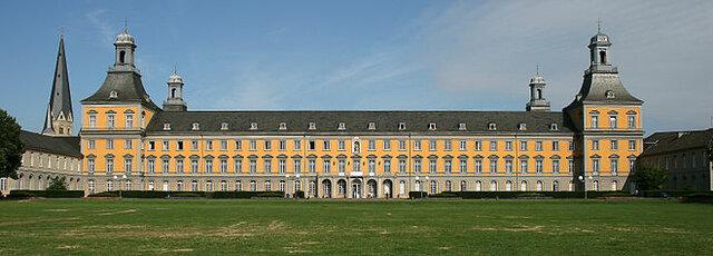Ingresa a la Universidad de Bonn