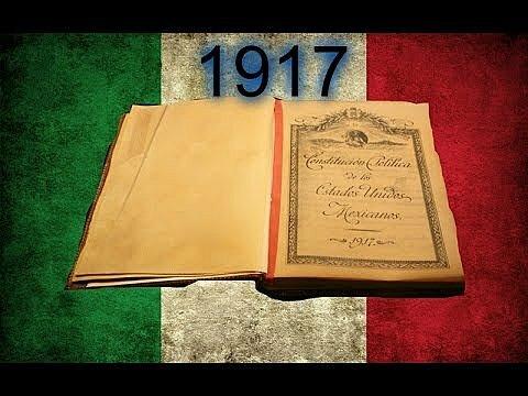 MÉXICO- Artículos 103 y 107 Constitucionales
