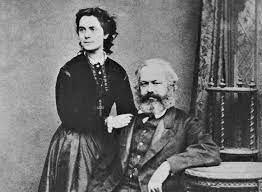 Se casa con Jenny von Westphalen