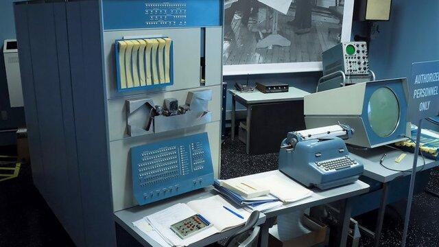 Первый мини-компьютер PDP-1 разработан фирмой DEC.