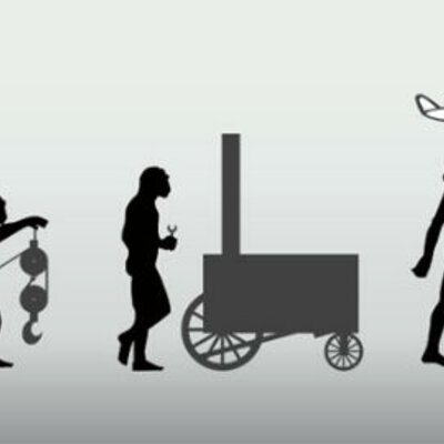 The History of Technology timeline