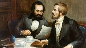 Conoce en París a Friederich Engels