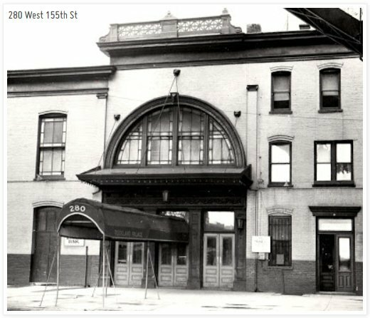 Start of Annual Hamilton Lodge Ball in Harlem