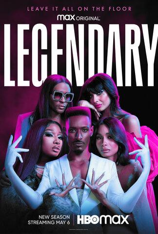 Legendary (TV show) first airs