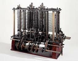 Charles Babbage anuncia el motor de análisis