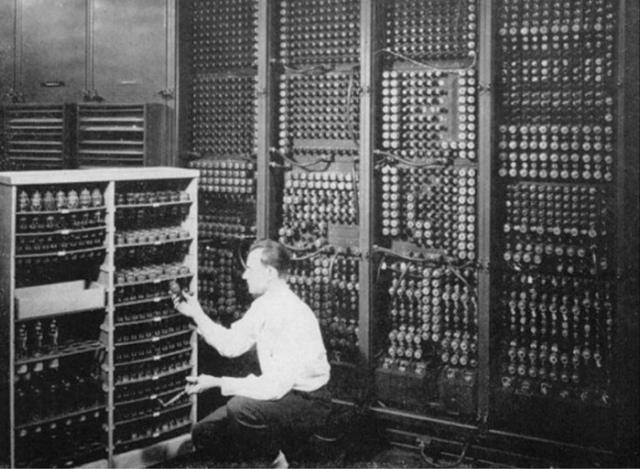 1ª generació d'ordinadors