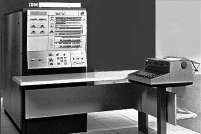 2ª generació d'ordinadors