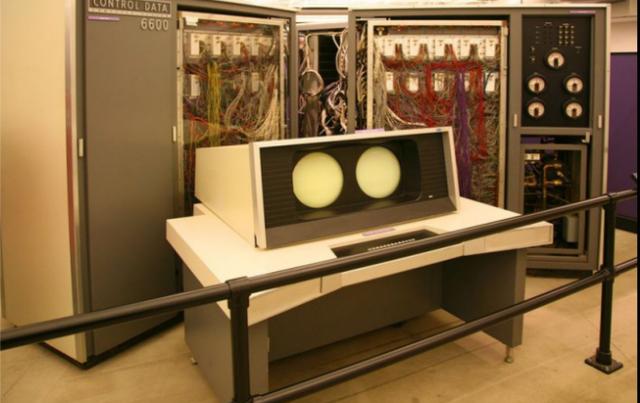 3ª generació d'ordinadors