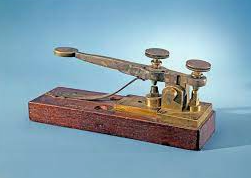 Telegraph, Samuel Morse