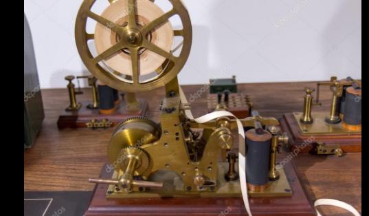 Telegraph (Samuel Morse)