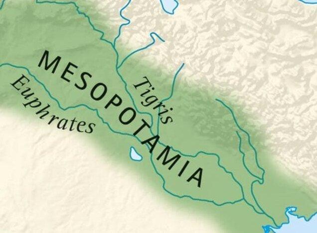 Culturas jurídicas tipo Mesopotamia