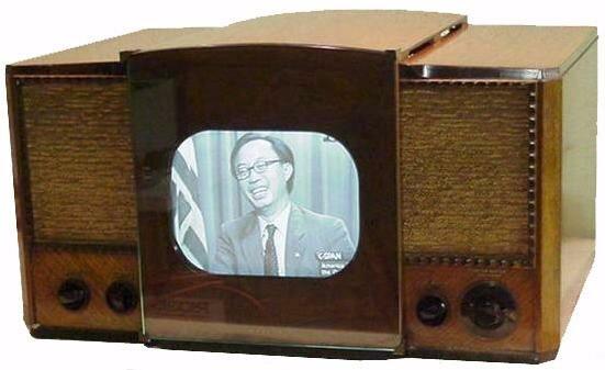 Television Philo Farnsworth