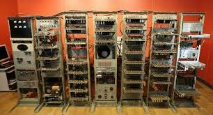 Primer ordinador electromecànic