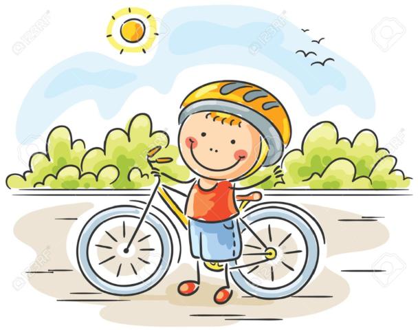 Sé anar amb bici!