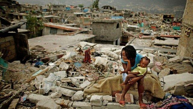 Terratrèmol Haití a Xile (fet climàtic)