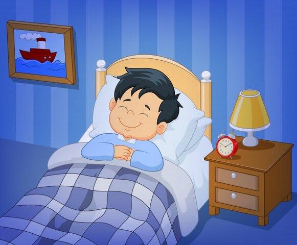 primera vegada a dormir a casa d'un amic