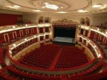 Espectacle al teatre Tivoli