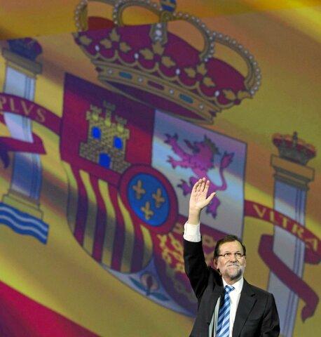 Rajoy marxa del PP (politic)