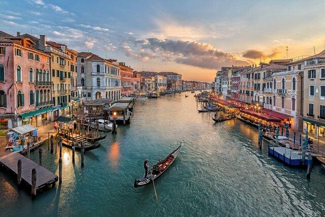 Viatge a Venècia amb els avis