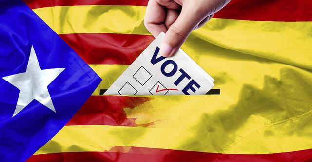 consulta sobre la independència de Catalunya