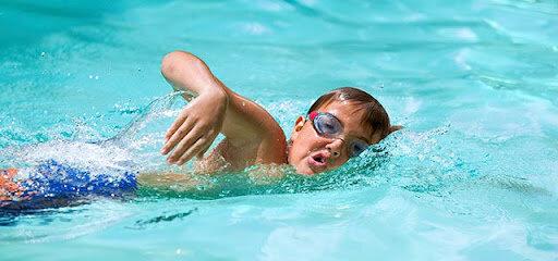 Quan vaig aprendre a nadar