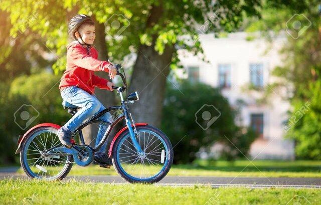 Quan vaig aprendre anar amb bicicleta