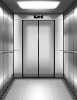 Em vaig quedar tancada a l'ascensor