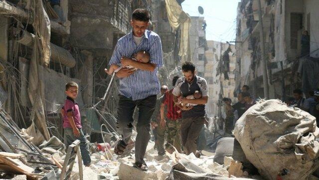 Evento politico:Guerra in Siria