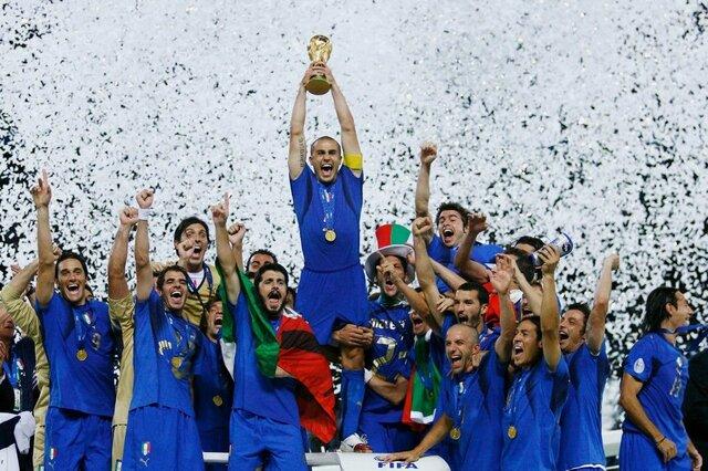 Evento sportivo = campionato mondiale di calcio (vinto dall'Italia)